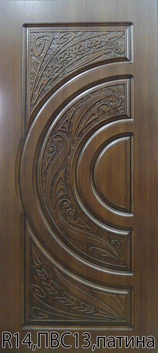 входные металические двери с мдф резные